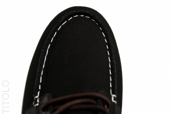 Vans CA Zapato Gore Lo Pro Canvas and Leather 'Black'