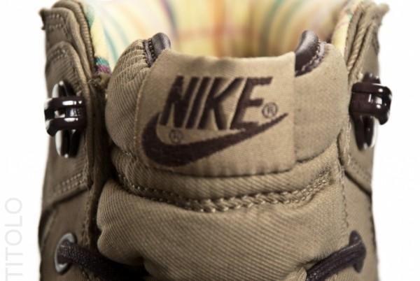 Nike Dunk High AC Gum Toe 'Khaki'