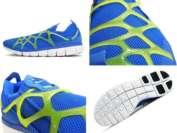 Nike Kukini Free 'Soar/Cyber' - Another Look
