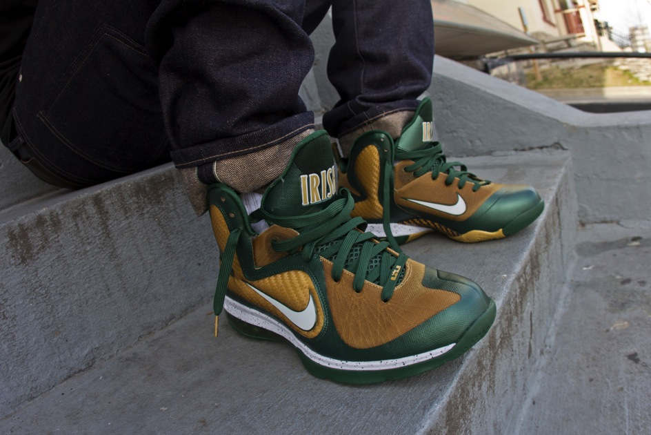 outlet Nike LeBron 9 SVSM Away More Images - s132716079.onlinehome.us 8bc82c2f9