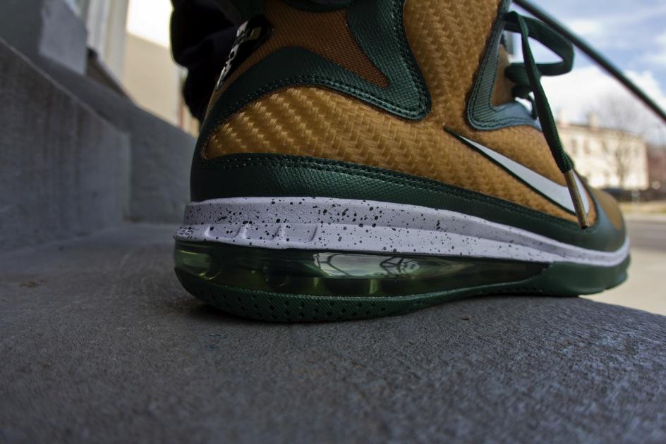 Nike LeBron 9 SVSM 'Away' - More Images