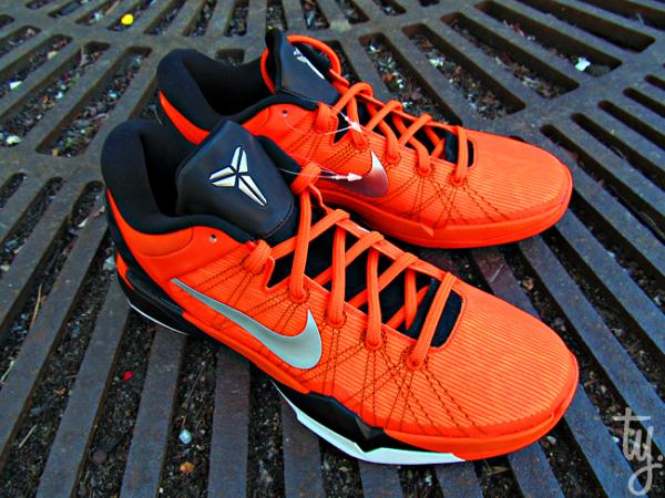 Nike Kobe VII (7) 'Total Orange'