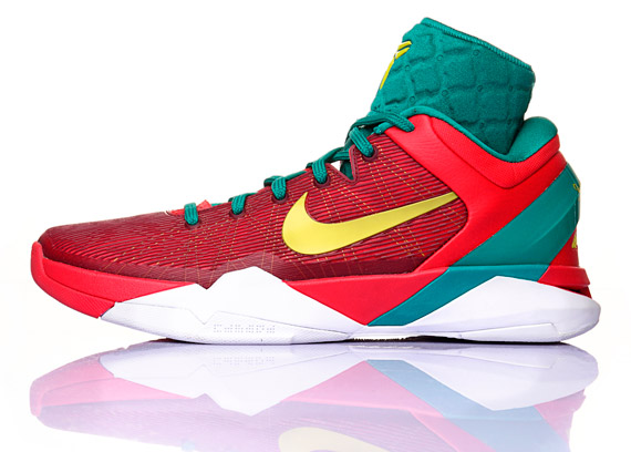 Nike Kobe VII (7) System Supreme 'Year of the Dragon' Not Releasing in the US