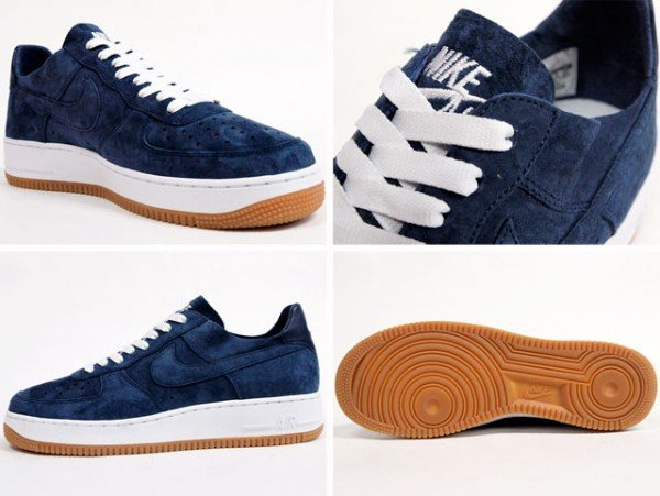 Nike Air Force 1 Low Deconstruct Premium 'Navy'