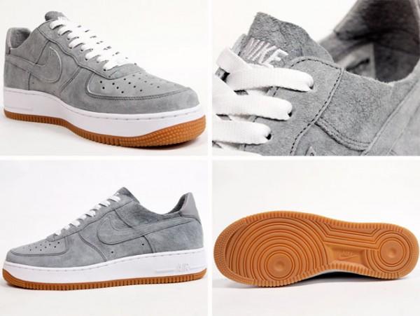 Nike Air Force 1 Low Deconstruct Premium 'Grey'