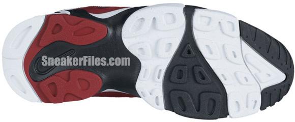 Nike Air Diamond Turf II 'Varsity Red/White-Metallic Gold'