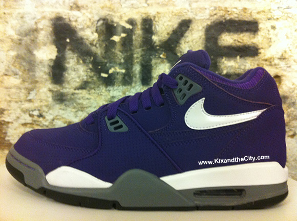 Nike Air Flight 89 'Club Purple'