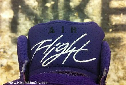 Nike Air Flight 89 'Club Purple'