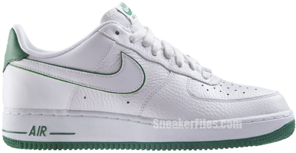 Release Reminder: Nike Air Force 1 Low 'White/Court Green'