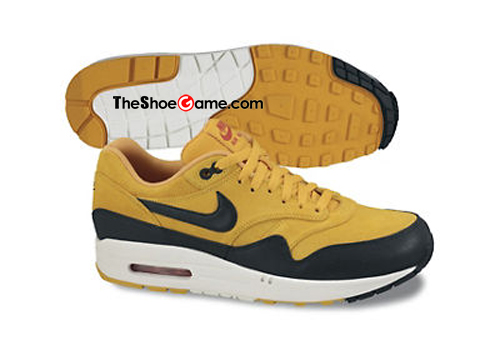 Nike Air Max 1 Premium - Holiday 2012 Releases