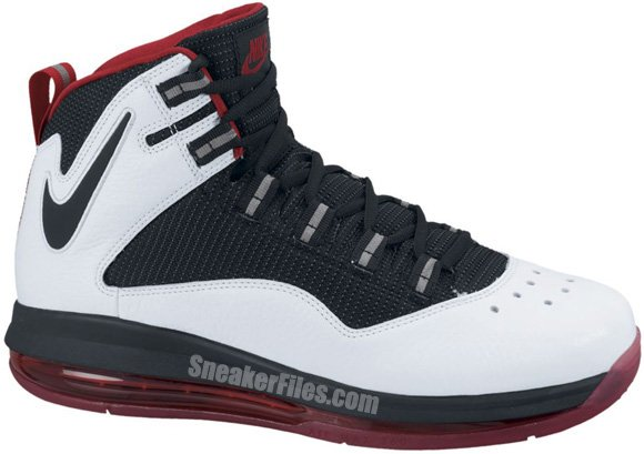 036b02cf5754 Nike Air Max Darwin 360  White Black-Varsity Red
