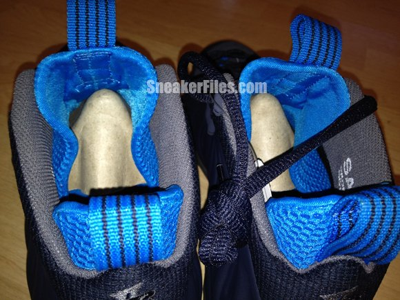 Nike Air Foamposite One 'Obsidian' Sample - Detailed Look