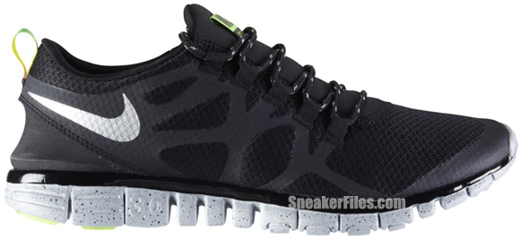 new products d8997 28aaf Release Reminder: Nike Free 3.0 V3 QS 'Black/White ...