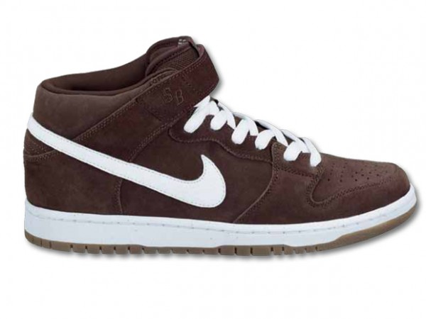 Nike SB Dunk Mid 'Baroque Brown'