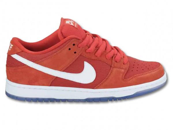 Nike SB Dunk Low 'Red/White-Ice'