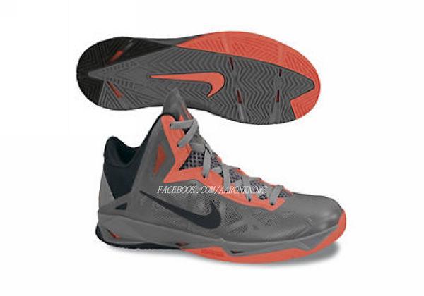 buy popular 048e8 81924 Nike Zoom Hyperchaos - Holiday 2012