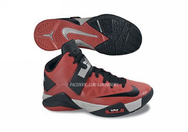 Nike Zoom Soldier 6 - Holiday 2012