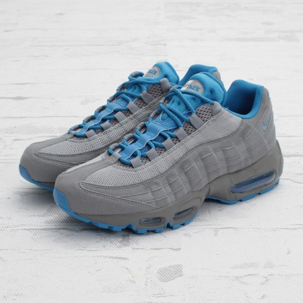 Nike Air Max 95 'Stealth/Neptune Blue' - More Images