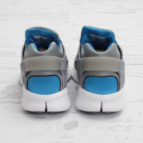 Nike Huarache Free 2012 'Stealth/Neptune Blue'