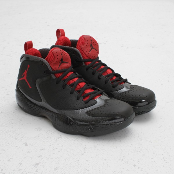 Air Jordan 2012 'Black/Varsity Red-Anthracite' - Now Available