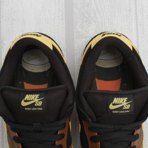 Release Reminder: Nike SB Dunk Low 'Black and Tan'