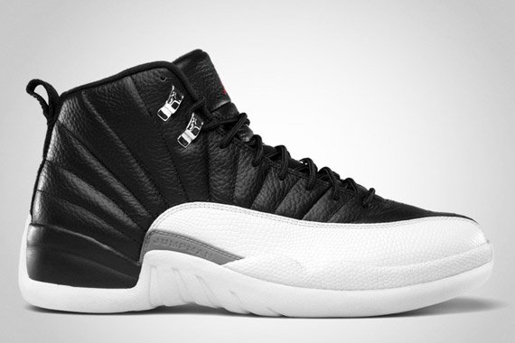 Air Jordan XII (12) 'Playoffs' Official Images