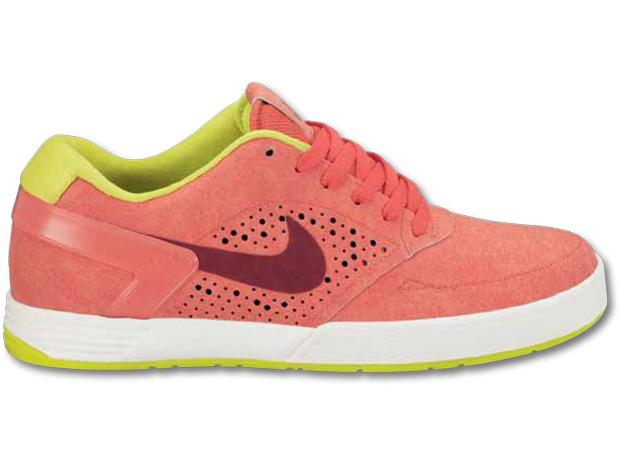 Nike SB P-Rod 6 'Pink/Yellow'