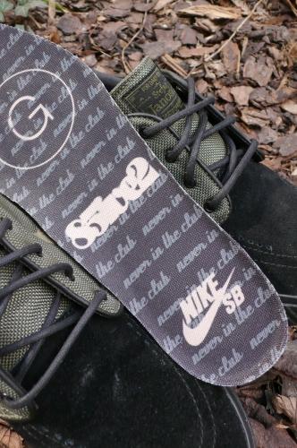 8FIVE2 x Nike SB Stefan Janoski