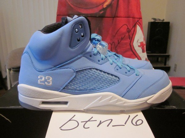 Air Jordan V (5) 'Pantone' Sample