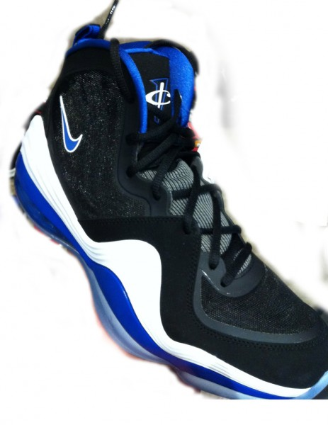 Nike Air Penny V 'Orlando' - Holiday 2012