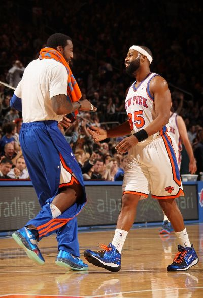 Nike Air Max Sweep Thru 'Galaxy' Amar'e Stoudemire PE
