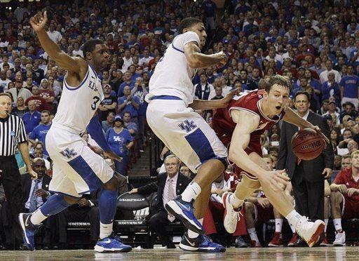 Kentucky Brings Out Nike and Jordan Heat for Elite 8 Berth