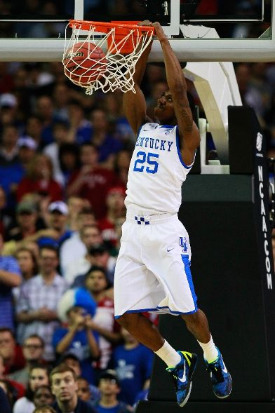 Kentucky Brings Out Nike and Jordan Heat for Elite 8 Berth