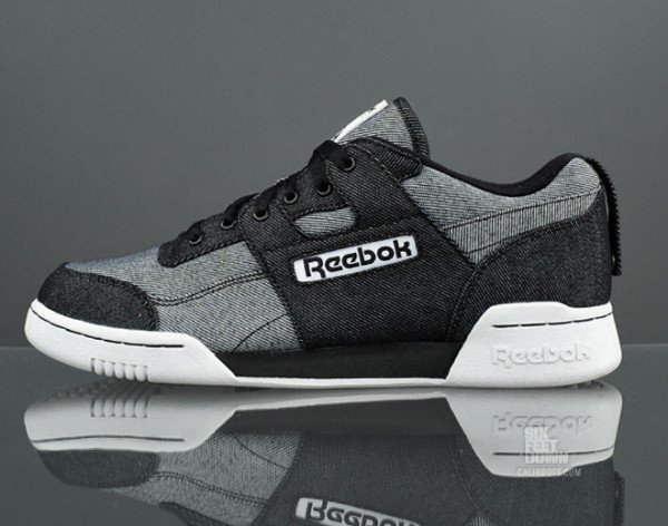 los angeles 4f6b2 2005e Release Reminder  Reebok x Cheap Monday Workout Plus  25th Anniversary