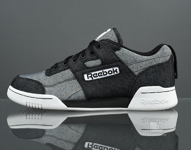 Release Reminder: Reebok x Cheap Monday Workout Plus '25th Anniversary'