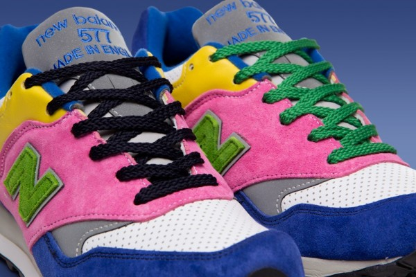 Sneakersnstuff x Milkcrate Athletics x New Balance 577 'Milkcrate'