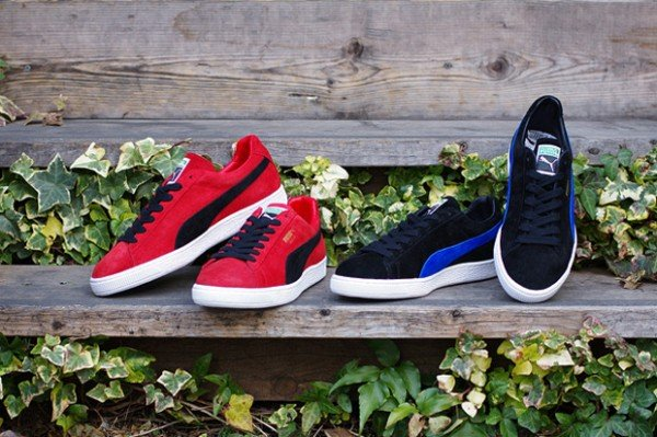 PUMA Suede Made In Japan 'TAKUMI' Collection