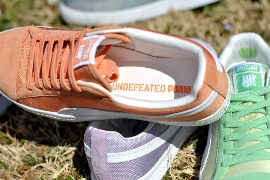 UNDFTD x PUMA Ballistic Collection