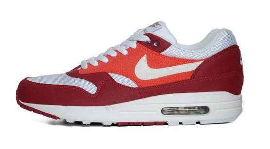 Nike Air Max 1 'Legacy Red/Coral-White'