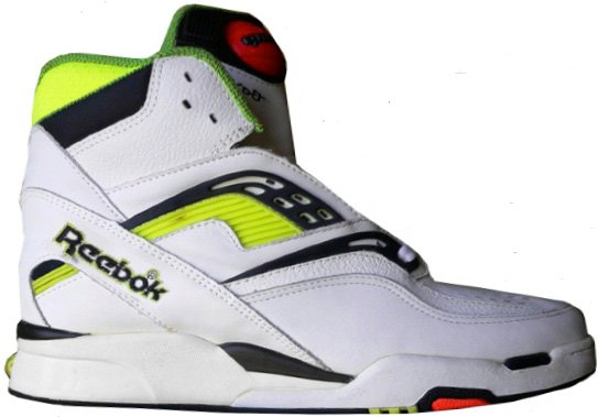 Reebok Pump Twilight Zone Original 1990