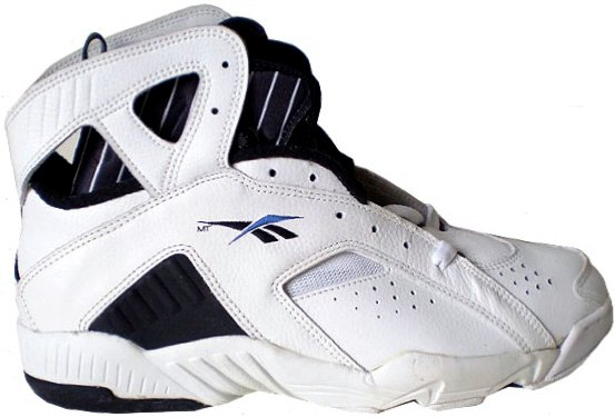 Shaq Shoes Black And White
