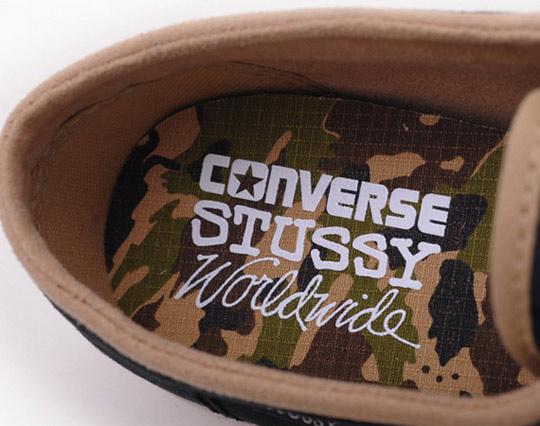Stussy x Converse Sea Star