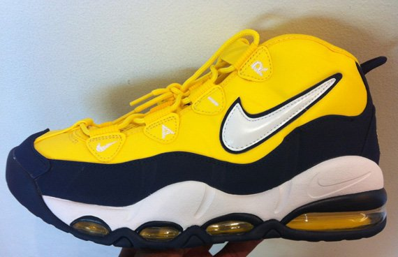 Nike Air Max Tempo 'Tour Yellow/White-Midnight Navy'