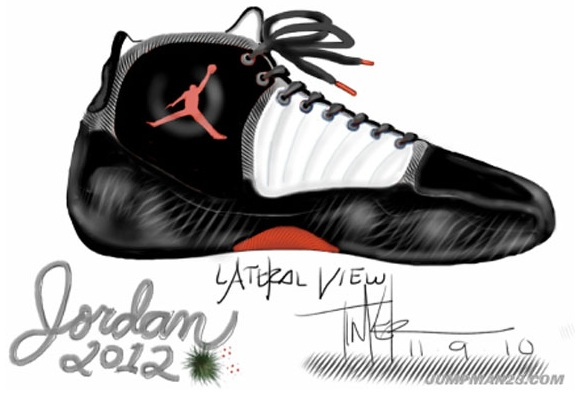 The Story Behind the Air Jordan 2012 'Tinker Edition'