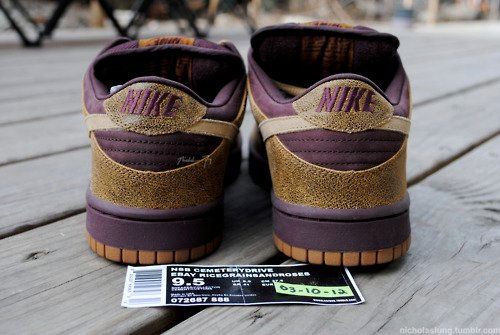Nike SB Dunk Low 'Distressed' Unreleased Sample