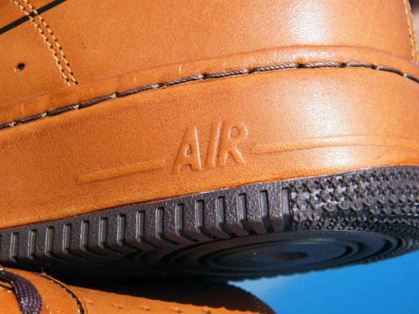 Nike Air Force 1 Low Premium DS 'Brown'