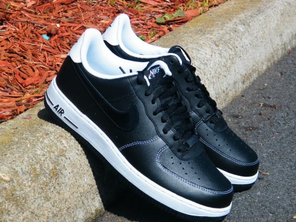 Nike Air Force 1 Low 'Black/Black White'