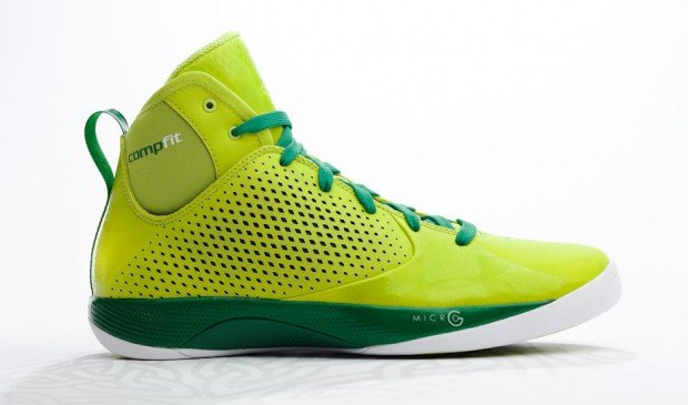 Under Armour Basketball St. Patrick's Day Collection