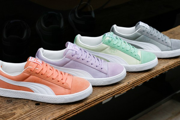cheap for discount 724c0 c6876 UNDFTD x PUMA Ballistic Collection - Another Look | SneakerFiles