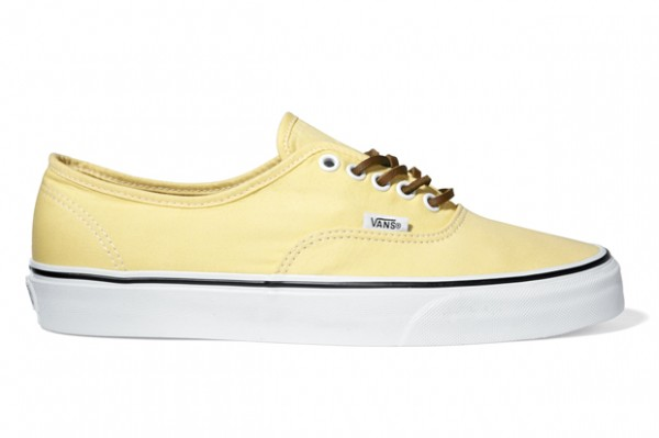 Vans CA Authentic Brushed Twill Pack